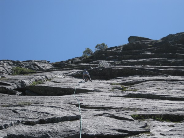 Eric leading pitch 4 of It's Better With Bacon (5.8) -- we linked p1/p...