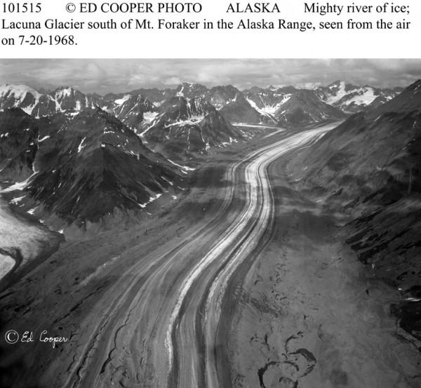 Lacuna Glacier, AK.