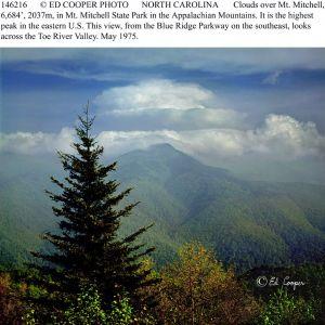 Mt Mitchell, NC, 3rd remake
