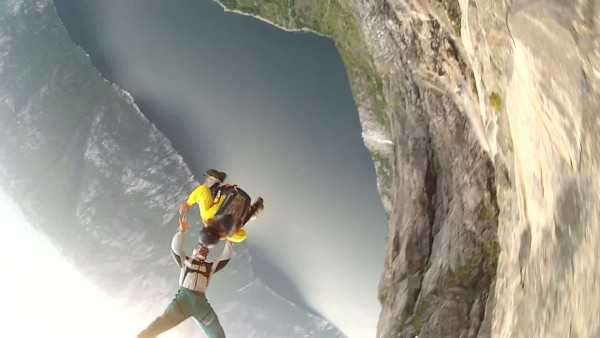 free flyin with carlos and alex, kjerag norway