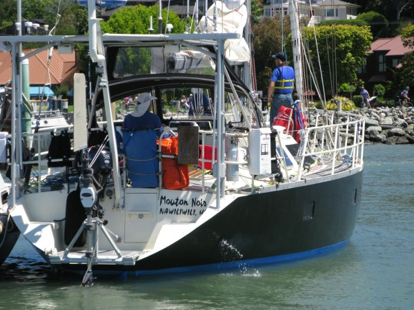 You can get an idea of any boats inherent power and stability  from a ...