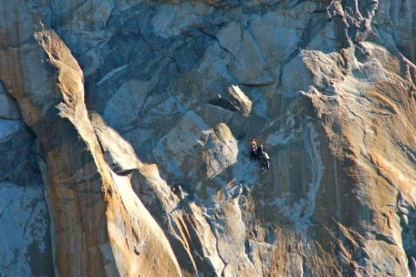 Pitch 11, near the Finger of Fate - Photo: Tom Evans