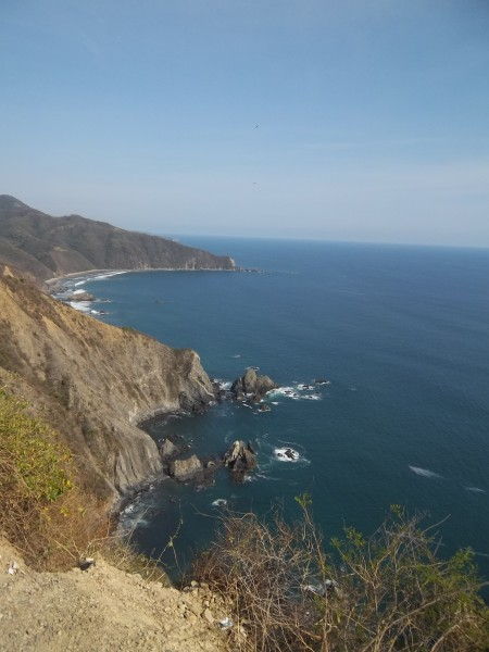 Pacific Coast of Michoacan
