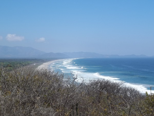 Pacific Coast in Oaxaca
