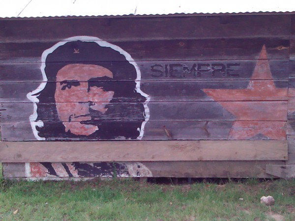 Che lives in Chiapas
