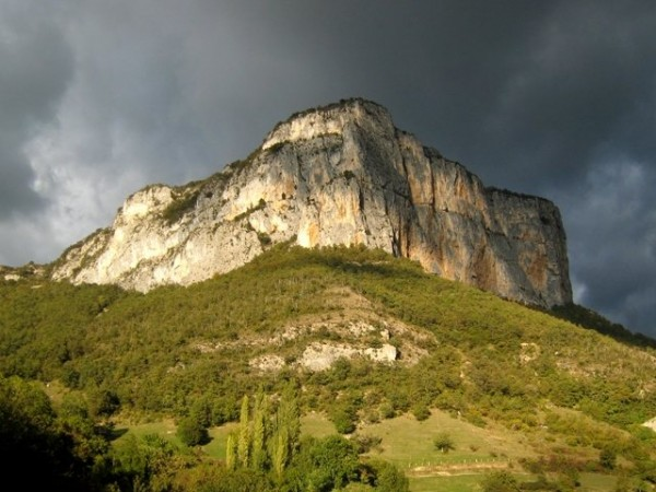 Presles in the Vercors, France