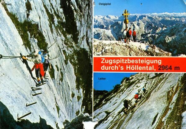 Wetterstein Klettersteig
