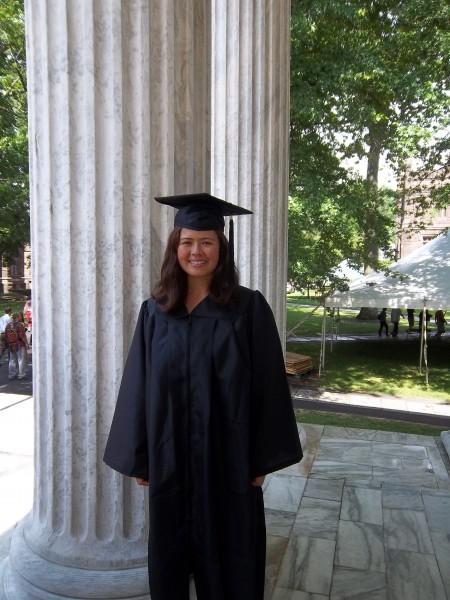recent Princeton graduation