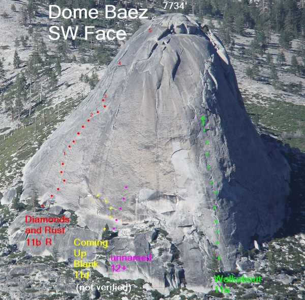 Dome Baez overlay <br/> &amp;#40;SW of Starr King&amp;#41; <br/> prelim version - needs checking