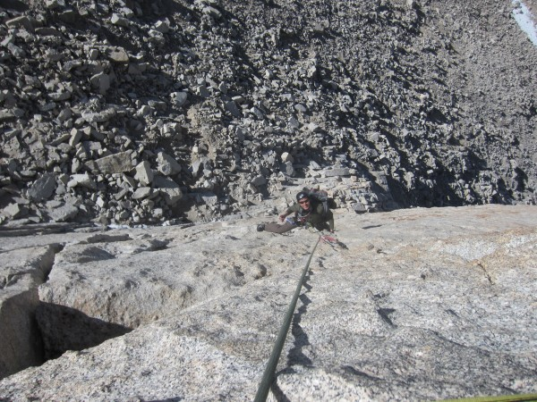 Max following Pitch 1