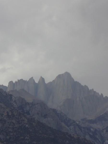 Mt. Whitney / Keeler Neddle  Lone Pine, CA