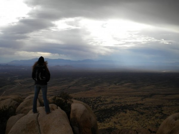 Summit... Peacemaker, Cochise Stronghold