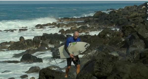 Shane Dorian 2012 Waterman Of The Year