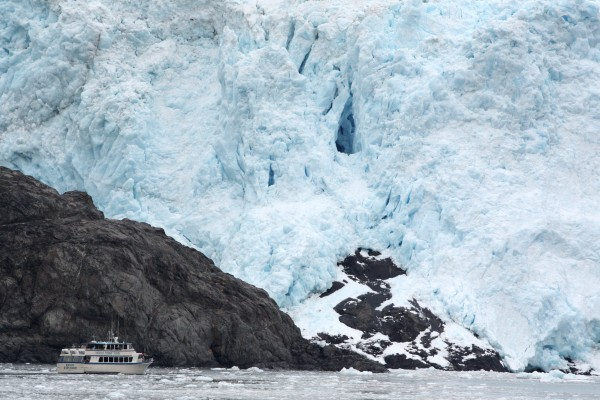 Cruising the Kenai Fjords