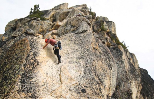 Liberty Bell Beckey Route