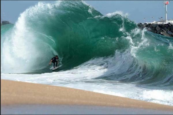&quot;The Wedge&quot; Newport Beach, Ca <br/> Photo from Ocean Defender