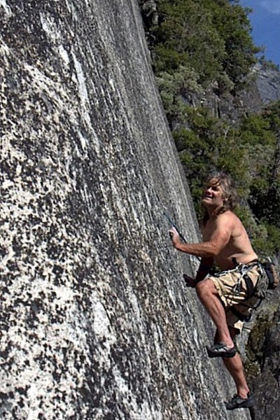 Feminine Protection, 5.10d Yosemite