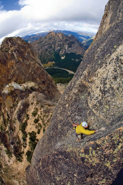 Wesley McCain on the final pitch of the Northwest Corner on North Earl...