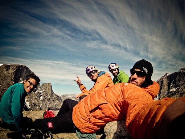 &amp;#40;c&amp;#41; h.a. <br/> happy on the summit.