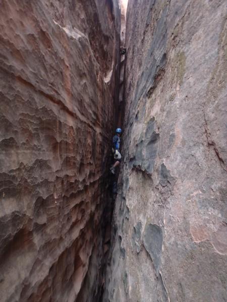 SOS Canyon, Escalante, UT