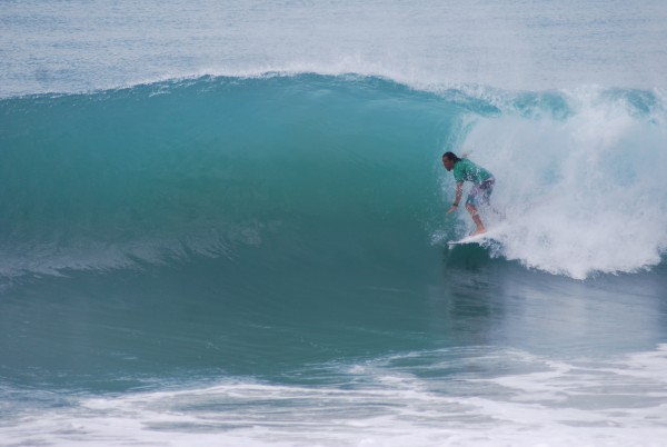 may pal Aaron getting shacked in Baja