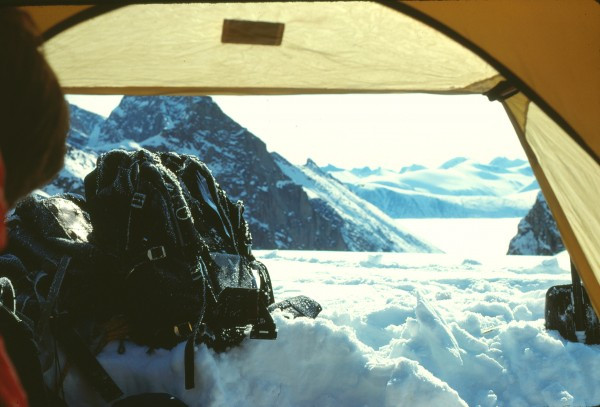 Baffin Island, 1981
