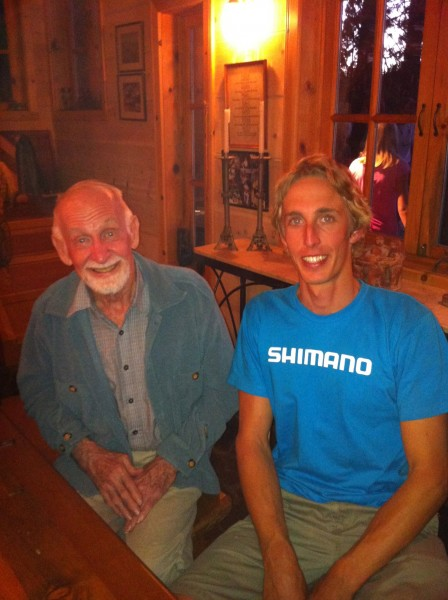 Meeting Royal Robbins