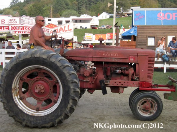 Farmall M Tunbridge Worlds fair