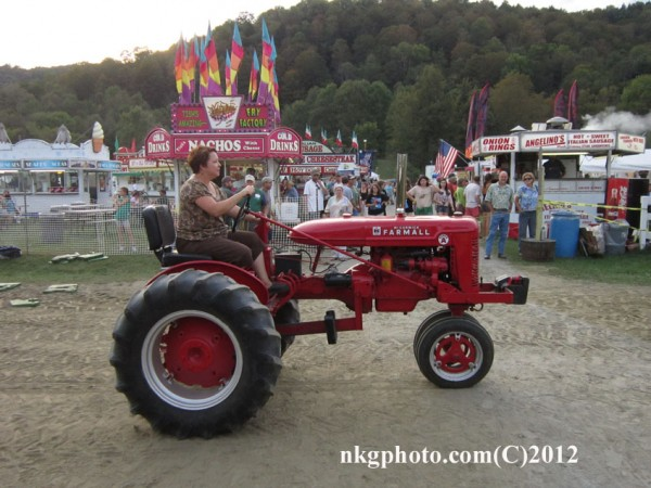 Farmall A Tunbridge Worlds Fair