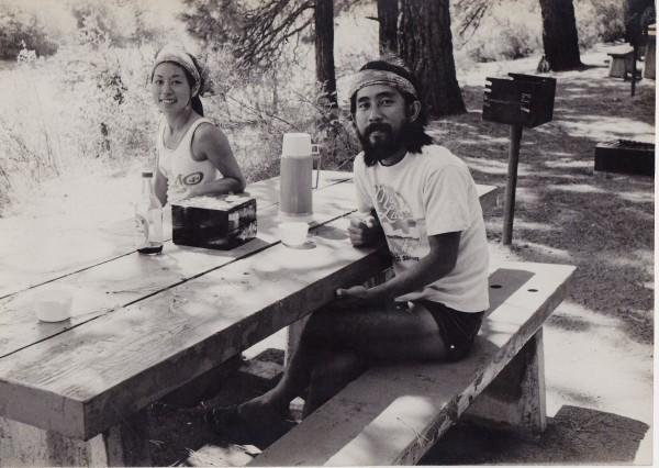 Midori & Toshio Sasaya. Photo credit: Sheridan Anderson.