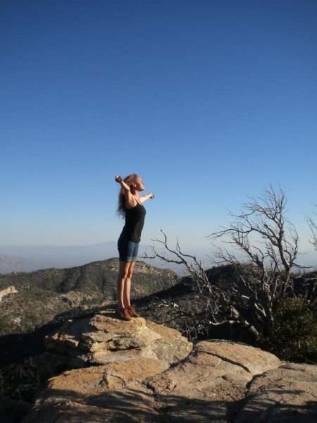 After climbing at The Palisades <br/>