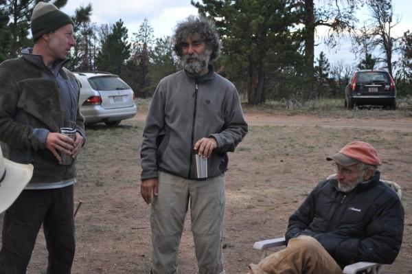 Mike Friedrichs, Ed Hartouni, Dennis Horning (aka Dingus McGee)