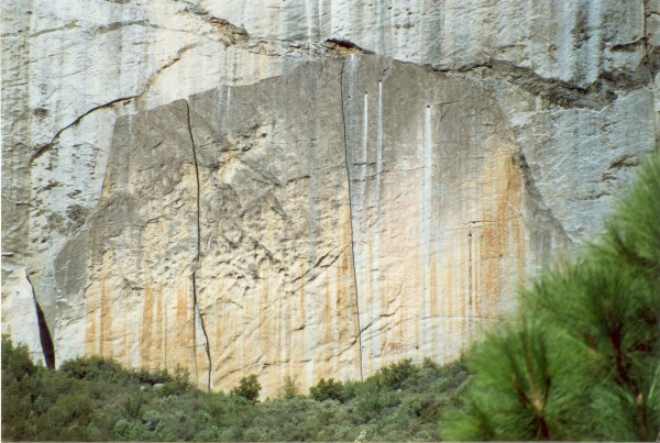 Some burly cracks.