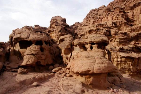 Wadi Rum, Jordan, 2012