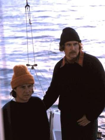 Von Hennek & Guido, 1974, Santa Cruz