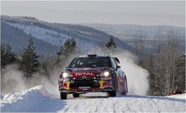 Rally Finnskog, Mikko Hirvonen