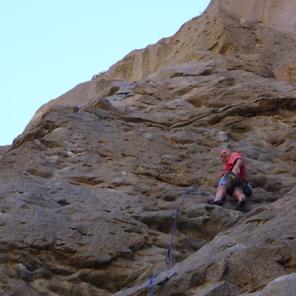 Mike Arechiga on, Abitafun,5.9.