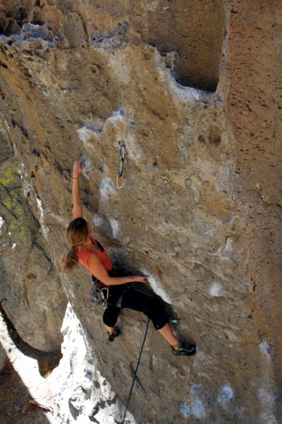 Cat crushing a cool 10c @ clark canyon