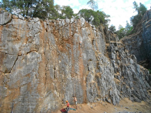 Scale Wall 5.10c