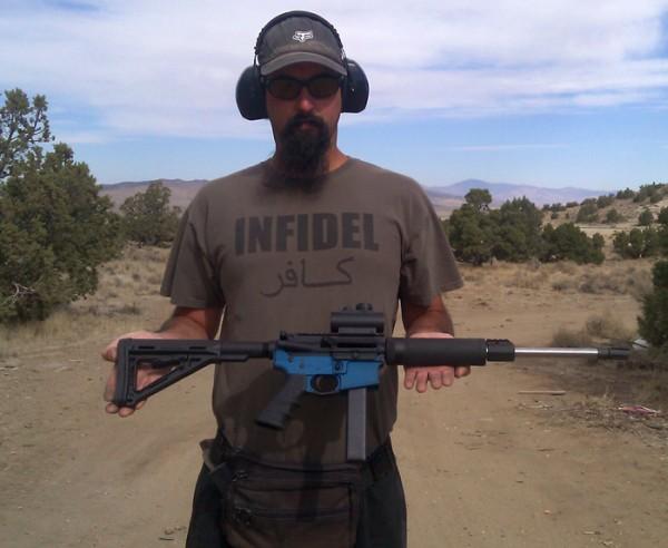The 9mm Infidel!