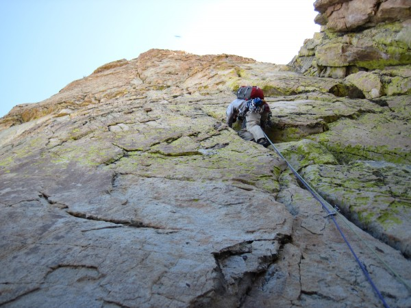 Me on fourth pitch of Handle With Care