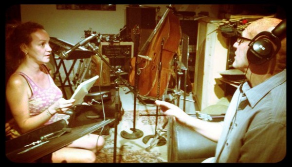 Recording with Pete <br/>