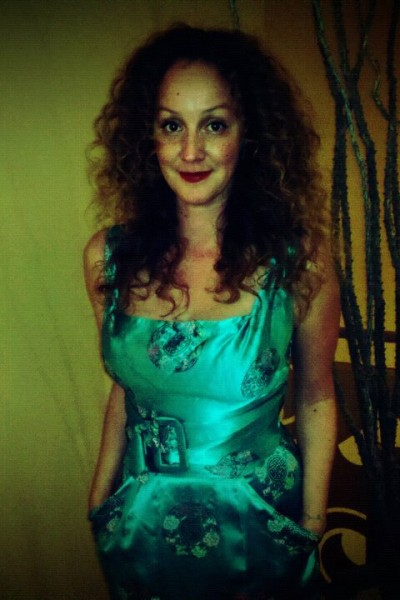 Vintage dress <br/>