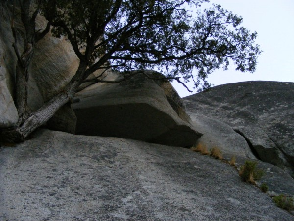 Start of pitch 11 of the Prow.