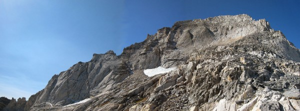the enticing E Arete of Bear Creek Spire