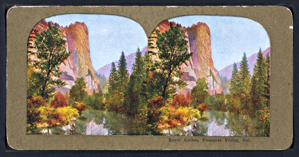 Hand painted from a photo circa 1896