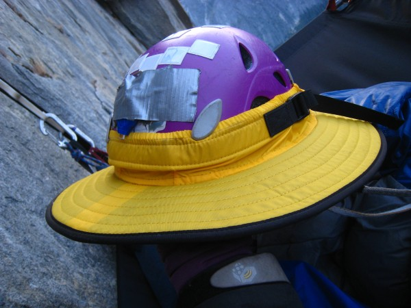 The most awesome Da-Brim visor one can ask for.