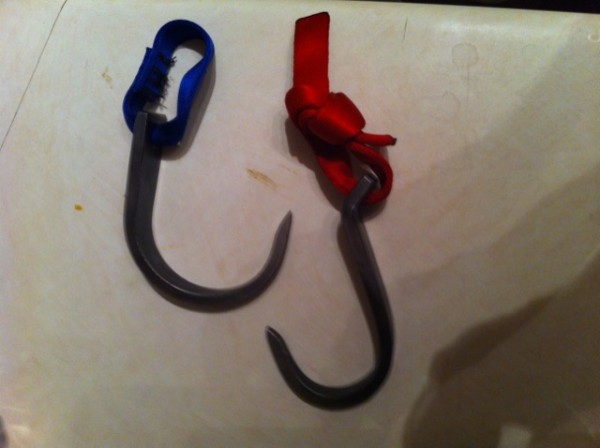 The elusive Standard and Captain FISH Hook. Took me a while to find a ...
