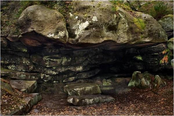 Grotte des Dryades