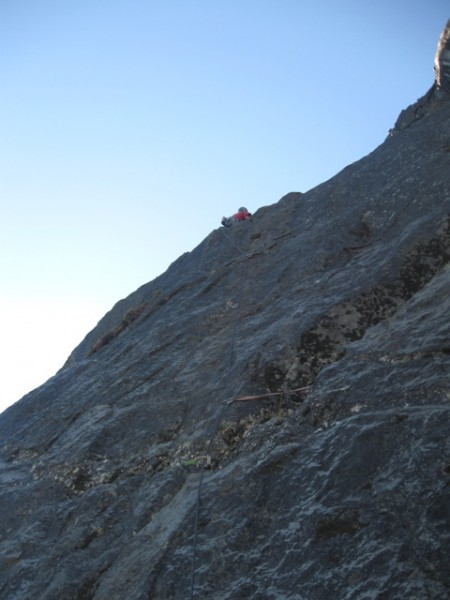 Crux of pitch 6